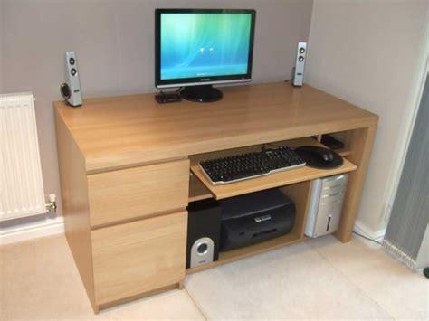 Ikea Desk Top Wood by Ikea Computer Desk