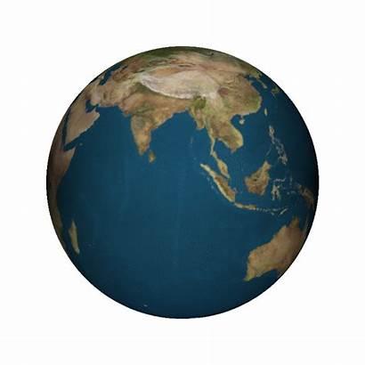 Spinning Globe Earth Animated Rotating Background 1080p