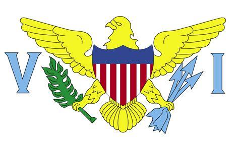 Flag of Virgin Islands, 2009 | ClipArt ETC