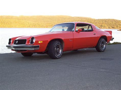 1975 Chevrolet Camaro Pictures