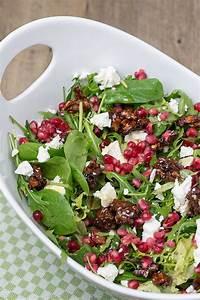 Salat Mit Ziegenkäse Und Honig : wintersalat mit ziegenk se waln ssen und ~ Lizthompson.info Haus und Dekorationen