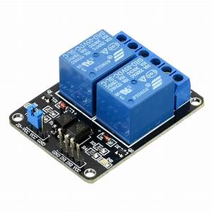 5v 2 Channel Relay Module 10a Australia