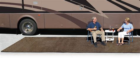 prest o fit patio rug prest o fit 2 0151 prest o fit patio rug 6 x15 brown 2