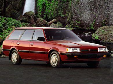 1992 subaru loyale interior 1992 subaru loyale specs safety rating mpg carsdirect