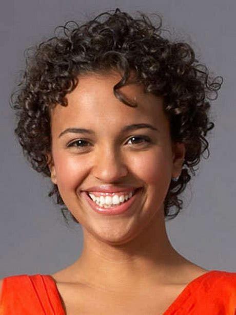 natural curly short hair styles