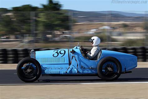 Bugatti Type 39A (Chassis 4810 - 2007 Monterey Historic ...