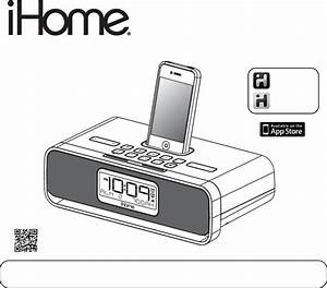 Ihome Mp3 Docking Station Ia92 User Guide