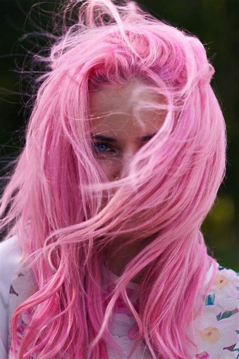 25 Best Ideas About Bright Pink Hair On Pinterest Hot