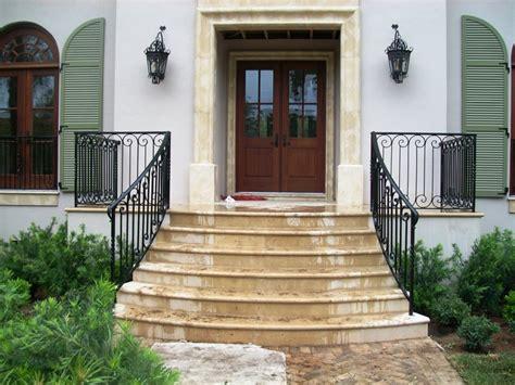metal porch railing wrought iron stair railing