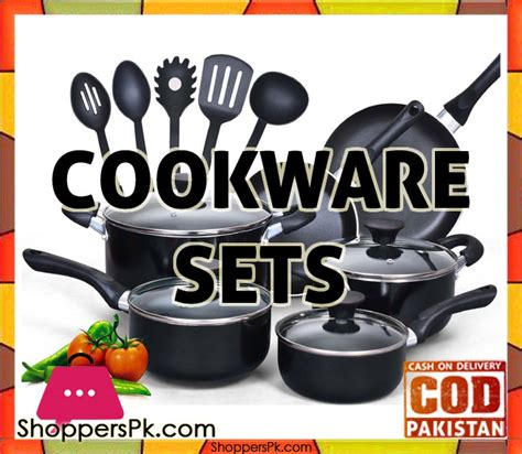 cookware pakistan sets shopperspk prices