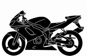 Motorcycle Silhouette Clip Art - Cliparts.co