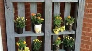 Terrassenmöbel Aus Paletten : terrassen und gartengestaltung mit sideboard aus paletten ~ Michelbontemps.com Haus und Dekorationen
