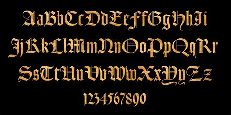 Goudy Text CT Font   Fontspring