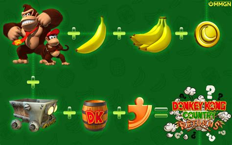 Donkey Kong Images Donkey Kong Country Returns Hd