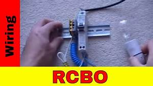 How To Wire Rcbo