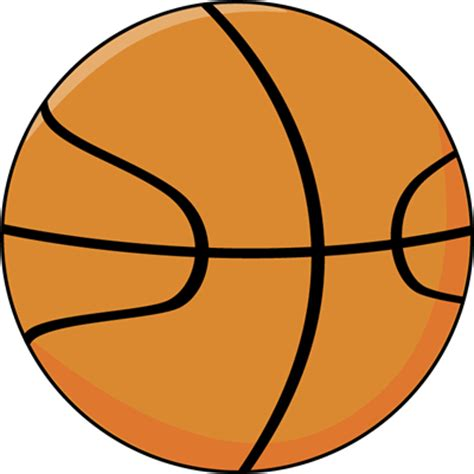 Basketball Ball Clip Art