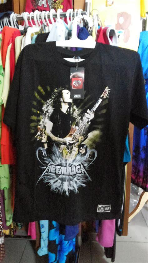 grosir kaos distro musik rock metal 25rb murah grosir