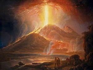 Deadly Allure: Mount Vesuvius in Paintings. | VolcanoCafé