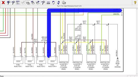Toyota Echo Wiring Diagram Youtube