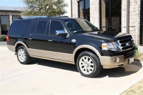 purchase  king ranch el wd navigation sunroof power