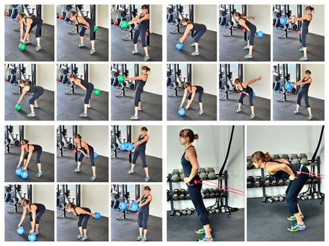 kettlebell swing glute exercise exercises kettlebells workout legs variations kb strength form glutes bell butt gym programs hip bicep lower