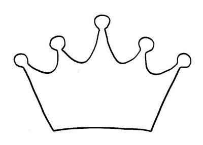 prinzessin krone basteln vorlage ausmalbild krone ausmalbilder krone