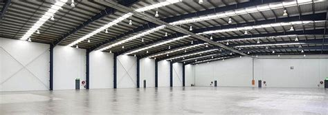 Industrial Warehouse Refurbishment   Omega Industries
