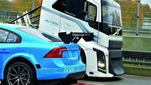 Voiture De Tourisme : ce camion volvo est plus rapide qu une voiture de tourisme ~ Maxctalentgroup.com Avis de Voitures