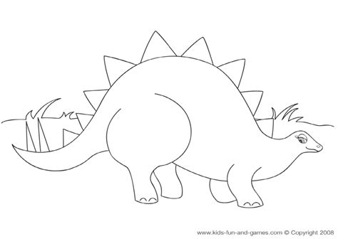 dinosaur coloring pages   cool funny