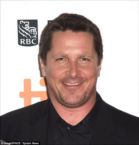 Christian Bale Bleaches His Eyebrows For Dick Cheney Role