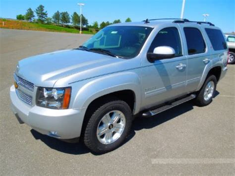 chevrolet tahoe    sale stock
