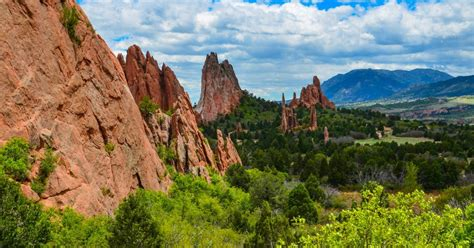 Garden Of The Gods Best Time To Visit by Best Time To See Garden Of The Gods In Colorado 2019 Rove Me