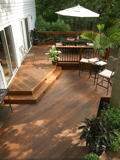 patio deck backyard ideas pinterest