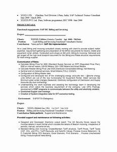 outstanding sap bw resume sample photos example resume With sap security consultant resume samples