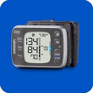 Omron Omrbp654  7 Series Bluetooth Wrist Blood Pressure