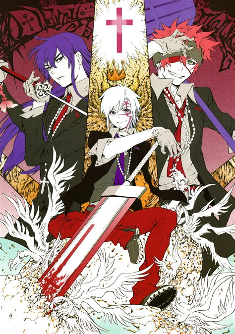foto de D Gray man Zerochan Anime Image Board