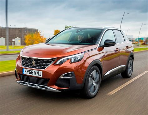 peugeot car of the year european car of the year 2017 peugeot 3008 road test