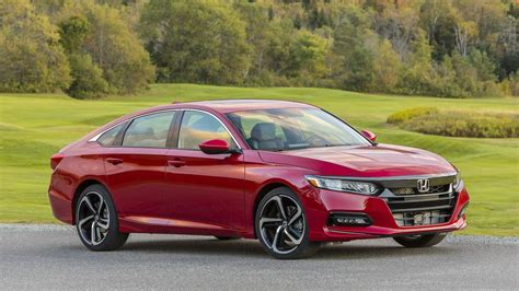 2018 Honda Accord First Drive Put Down Those Suv Keys