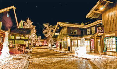 Sun Valley Village Stages Second Winter Wonderland ...