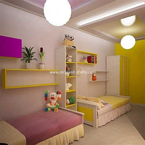 Kids Room Decor Ideas  Recycled Crafts