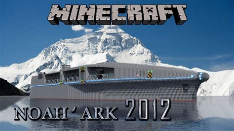 2012 Movie Ark Ships