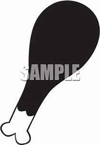 Chicken Leg Clipart