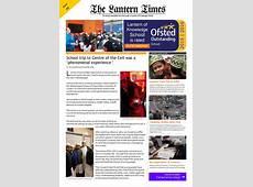 The Lantern Times – Termly School Newsletter « Lantern Of