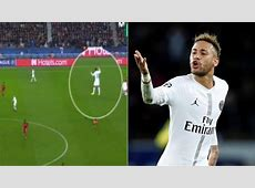 Champions League PSG vs Liverpool Neymar whistled after