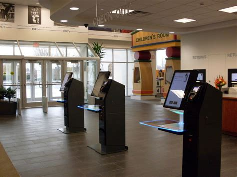 elmont memorial library introduces  fully automated