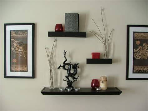 Home Wall Shelves by Use Wall Corner To Install Floating Wall Shelves The