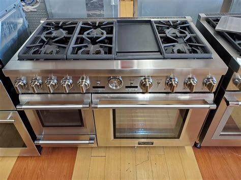 thermador prdjdsgu   pro style dual fuel range discount appliances