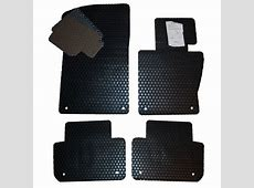 BMW X3 Rubber Custom All Weather Floor Mats