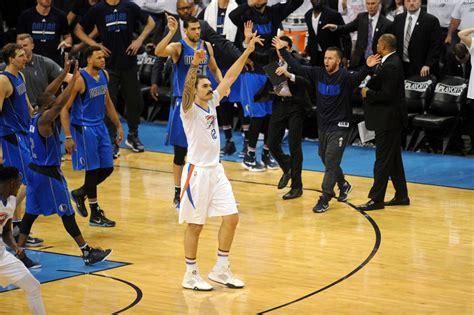 Thunder fall to Mavericks after game-winning layup at ...