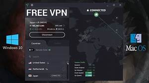 Best  U0026 The Fastest Free Vpn 2019   Mac  U0026 Windows Pc  Free
